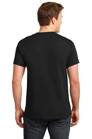 Men 39 s and womens universal high quality cotton t shirts for Model black t shirt