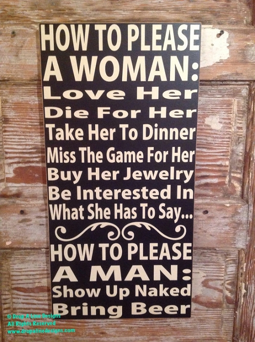 how to please a lady