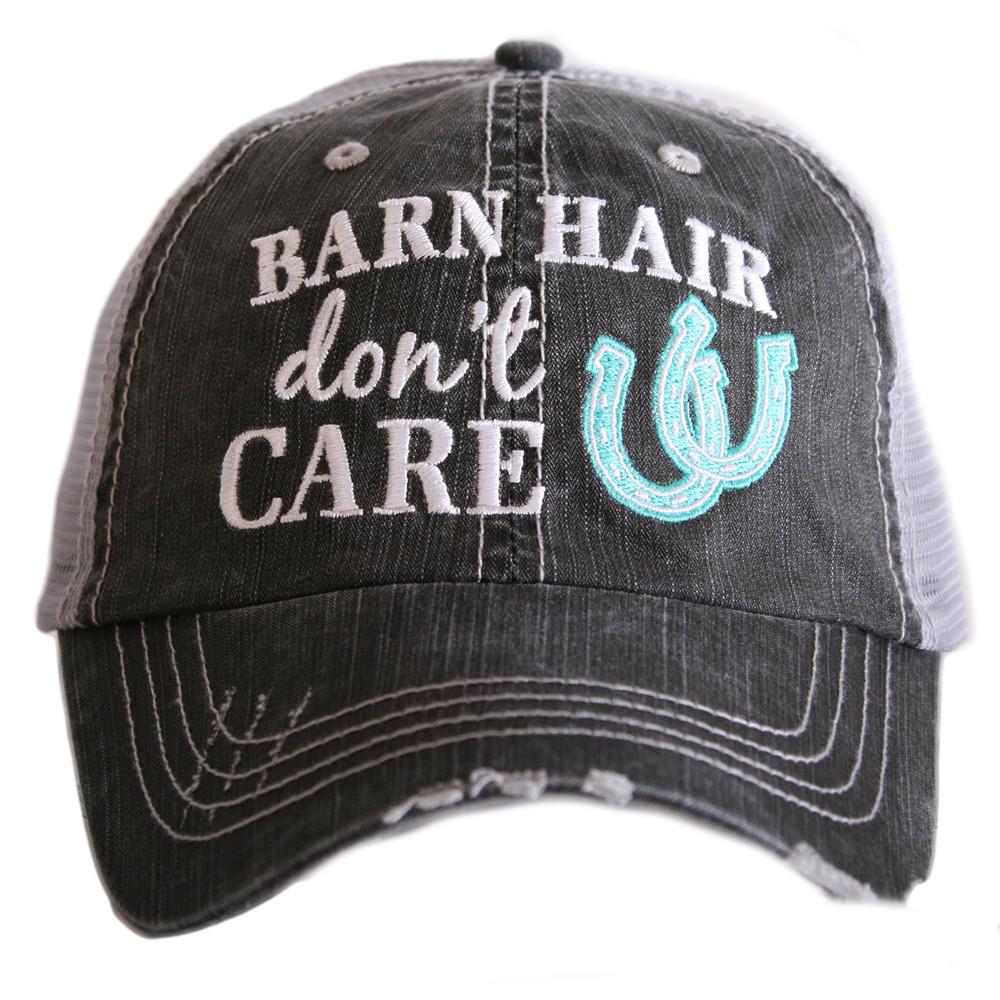 2ae08862d27 Barn Hair Don t Care. Women s Trucker Hat