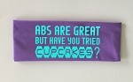 Abs Are Great But Have You Tried Cupcakes?  Headband