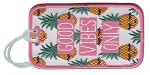Good Vibes Only.  Luggage Tag