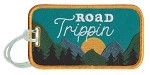 Road Trippin.  Luggage Tag