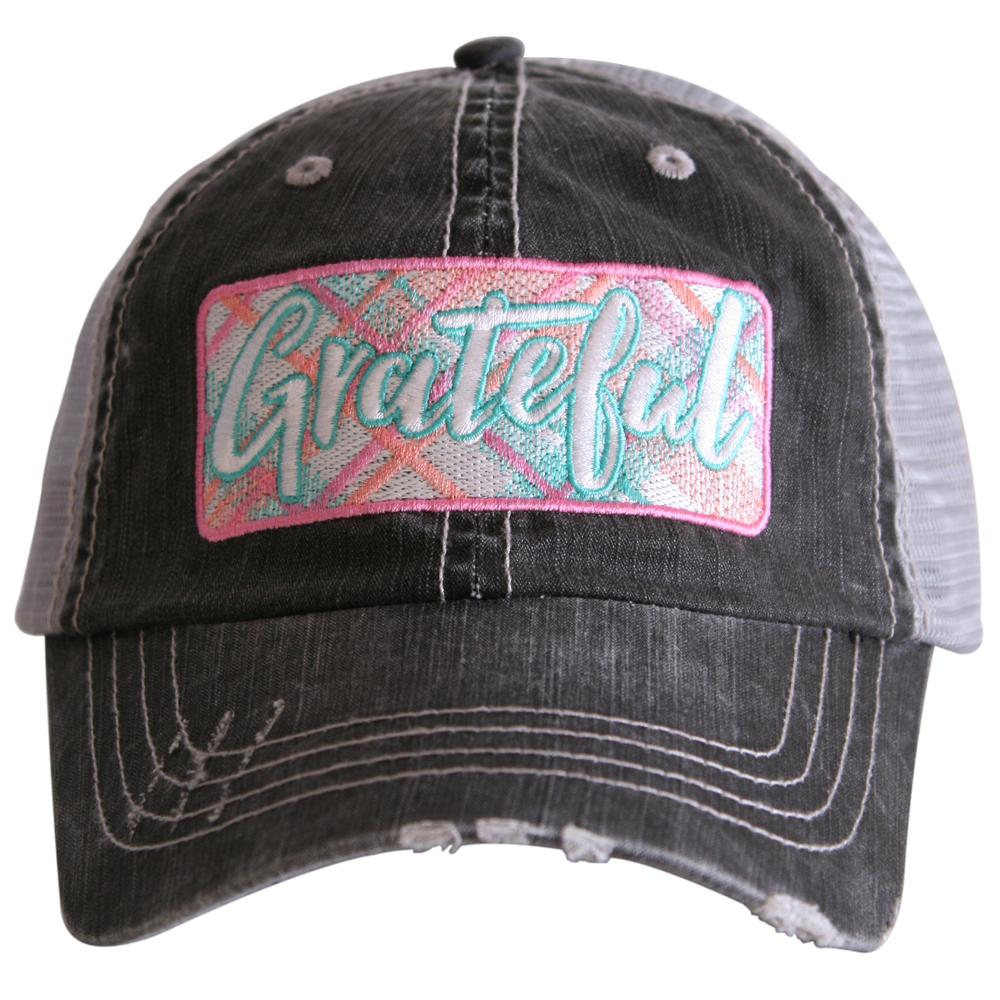 Grateful.  Women's Trucker Hat