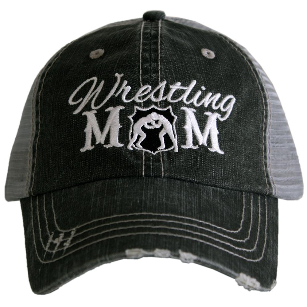 Wrestling Mom.  Women's Trucker Hat