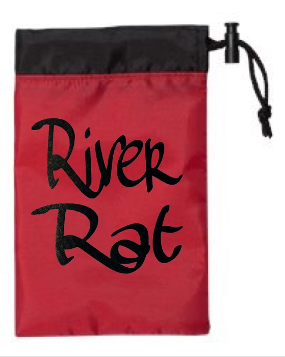 River Rat.  Cinch Tote