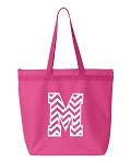 Monogrammed Totes