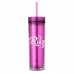 He Put A Ring On It.  16 ounce Tumbler