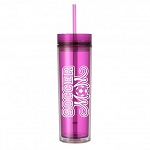 Soccer Mom.  16 ounce Tumbler