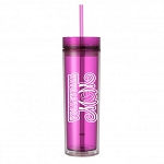 Volleyball Mom.  16 ounce Tumbler