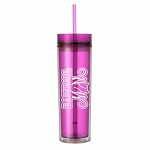 Baseball Mom.  16 ounce Tumbler