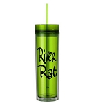 River Rat.  16 ounce Tumbler