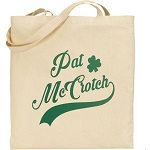 Pat McCrotch.  Canvas Tote Bag