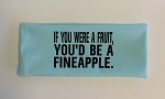 If You Were A Fruit, You'd Be A Fineapple.  Headband