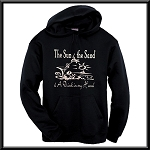 The Sun And The Sand And A Drink In My Hand.  Hoodie