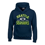 Seattle Seahawks.  Football Hoodie