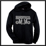 Basketball Mom Hoodie With Option To Personalize With Childs Name and Number