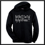 But What If I Can't Find My Big Girl Panties???  Hoodie