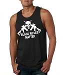 Black Rifles Matter.  Men's Tank Top