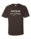 I'm Not Yelling.  I'm German.  Men's Universal Fit T-Shirt
