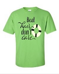 Boat Hair Don't Care.  Men's Universal Fit T-Shirt