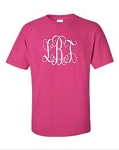 Monogrammed Men's Universal Fit T-Shirt