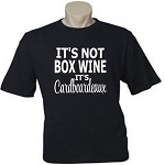 It's Not Box Wine.  It's Cardboardeaux.  Men's / Universal Fit T-Shirt