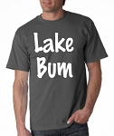 Lake Bum.  Men's Universal Fit T-Shirt