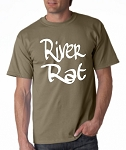 River Rat.  Men's Universal Fit T-Shirt
