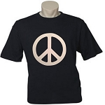 Peace Sign.  Men's / Universal Fit T-Shirt