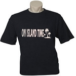 On Island Time.  Men's / Universal Fit T-Shirt