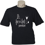 It's Five O'Clock Somewhere.  Men's / Universal Fit T-Shirt