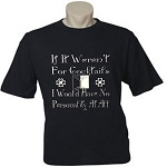 If It Weren't For Cocktails, I Would Have No Personality At All.  Men's / Universal Fit T-Shirt