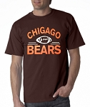 Chicago Bears.  Men's / Universal Fit T-Shirt