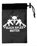 Black Rifles Matter.  Cinch Tote