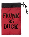 Frunk As Duck.  Cinch Tote