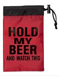 Hold My Beer And Watch This.  Cinch Tote