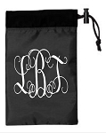 Monogram Cinch Tote