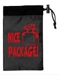 Nice Package!  Cinch Tote