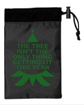 The Tree Isn't The Only Thing Getting Lit This Year.  Cinch Tote