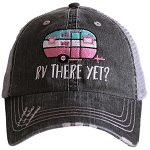 RV There Yet?  Women's Trucker Hat