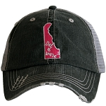 Delaware.  Women's Trucker Hat