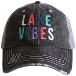 Lake Vibes.  Women's Trucker Hat
