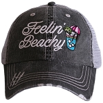 Feelin' Beachy.  Women's Trucker Hat