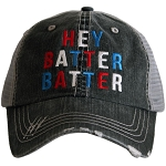 Hey Batter Batter.  Women's Trucker Hat