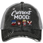 Current Mood:  Baseball.  Women's Trucker Hat