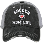 Soccer Mom Life.  Women's Trucker Hat