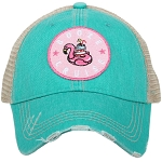 Booze Cruise.  Women's Trucker Hat