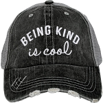 Being Kind Is Cool.  Women's Trucker Hat