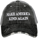 Make America Kind Again.  Women's Trucker Hat