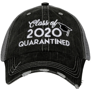 Class Of 2020 Quarantined.  Women's Trucker Hat